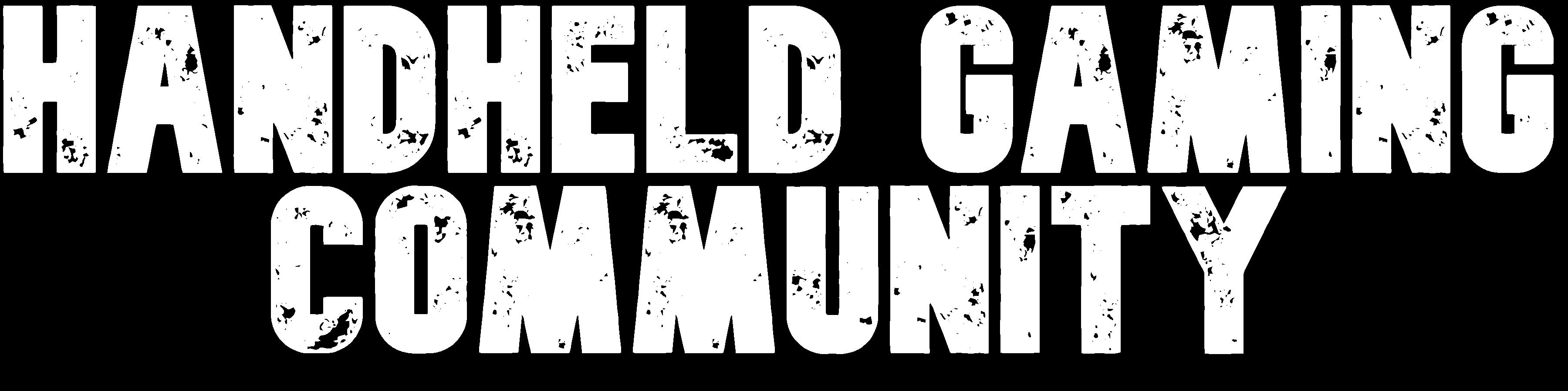 Handheld Gaming Community
